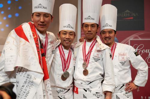 0776-CMP 2013-equipe japon 2e prix